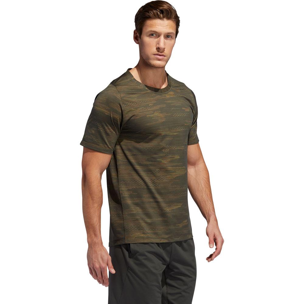adidas FreeLift Camo Pack T-Shirt - AW19