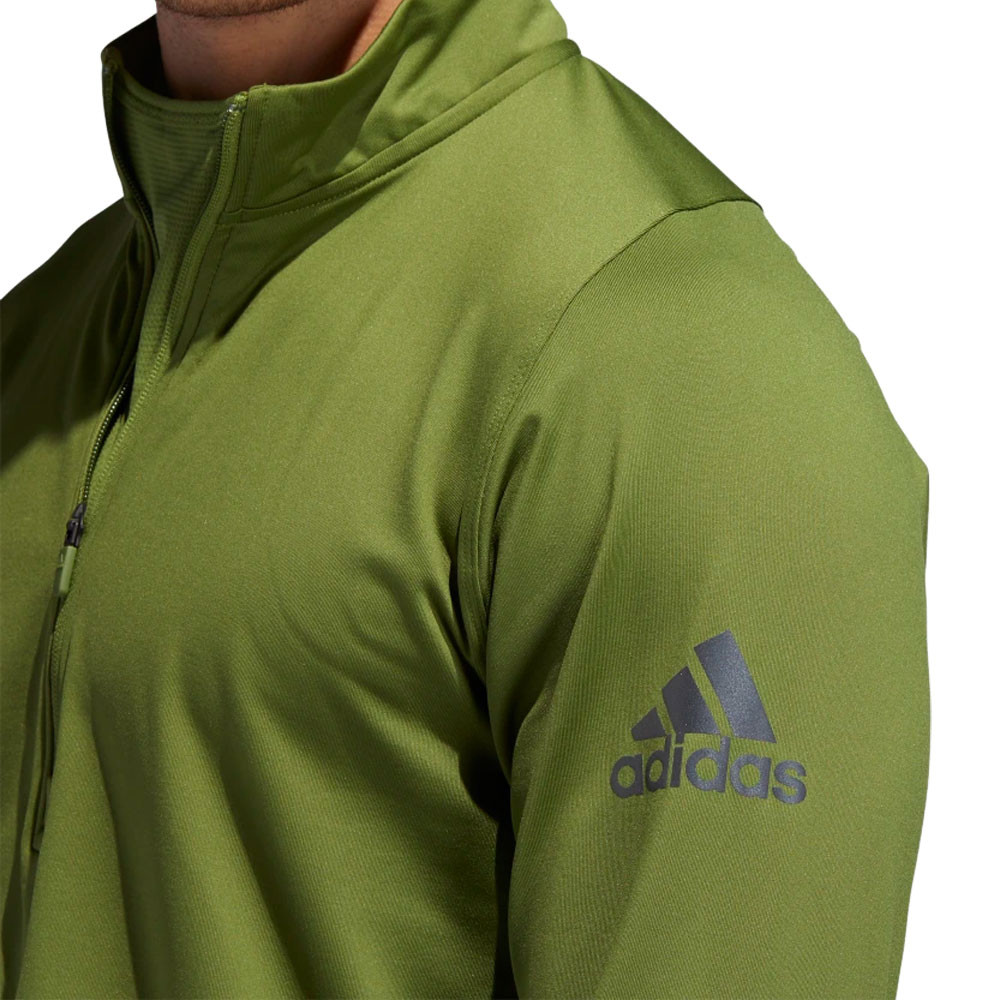 adidas Freelift Climaheat Camo Hooded Gilet AW19
