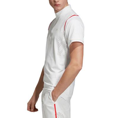 adidas by Stella McCartney Court Zip T-Shirt - AW19