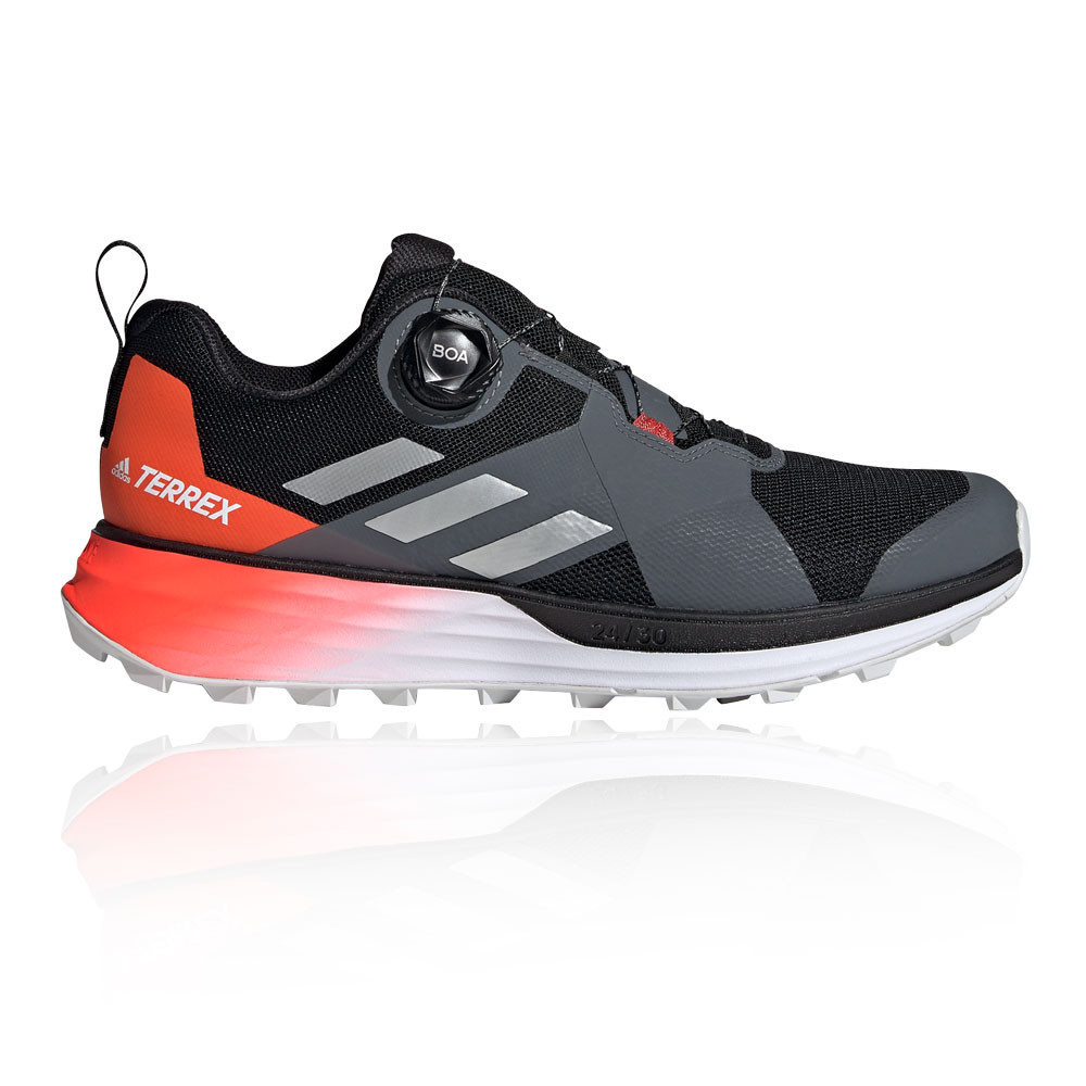 adidas Terrex Two Boa Trail Running Shoes - AW20