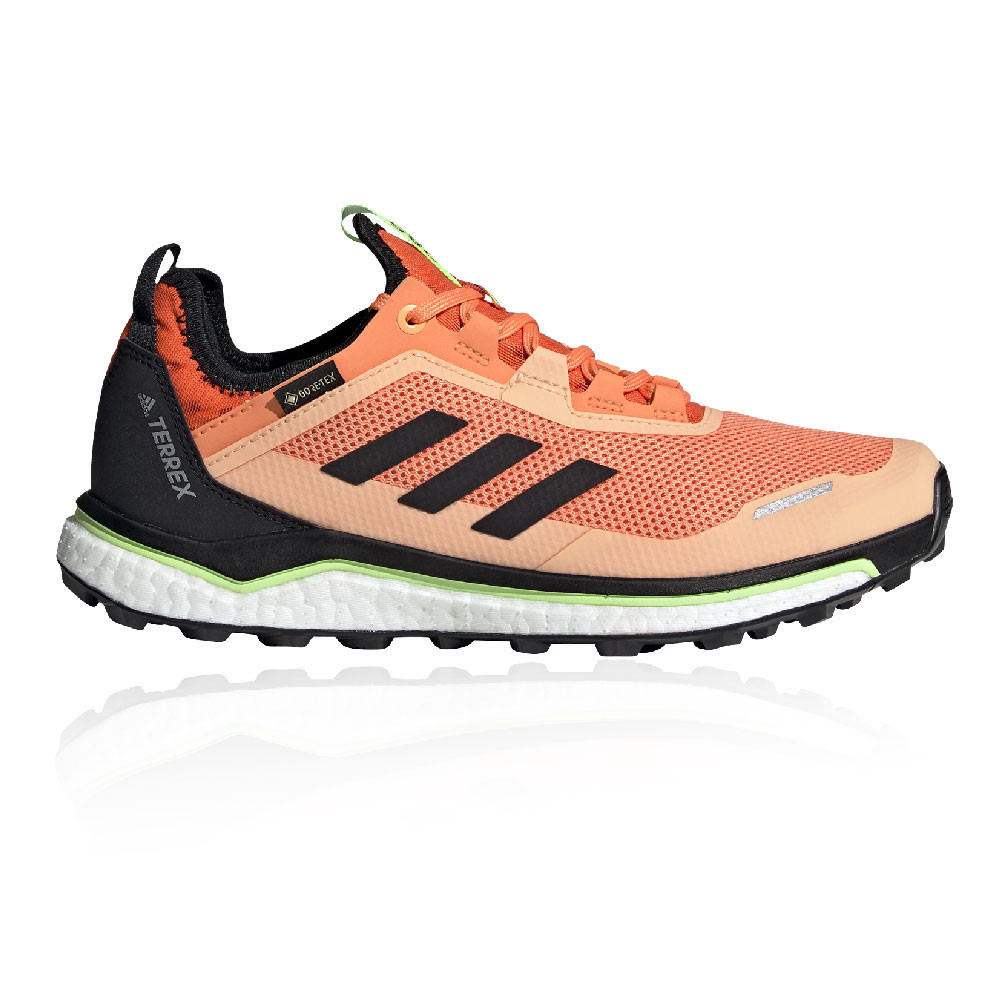 Llevando Electropositivo Compuesto  adidas Terrex Agravic Flow GORE-TEX Women's Trail Running Shoes - AW20 -  30% Off | SportsShoes.com