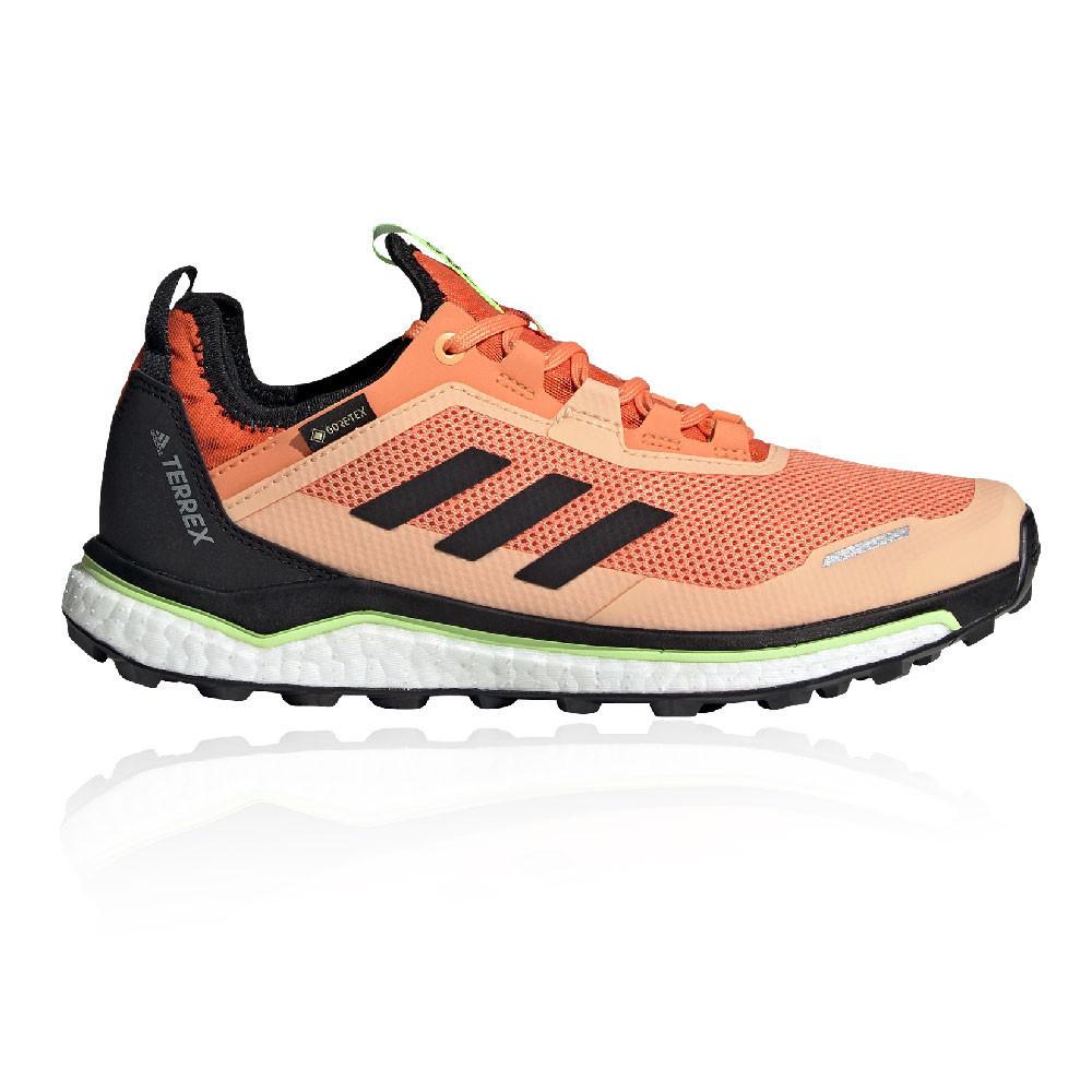adidas Terrex Agravic Flow GORE-TEX para mujer trail zapatillas de running  - AW20
