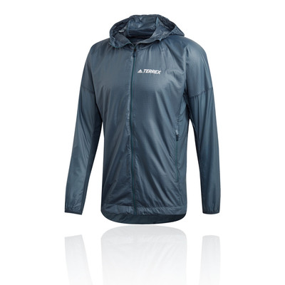 adidas TERREX Agravic Alpha Hooded Jacket - AW20