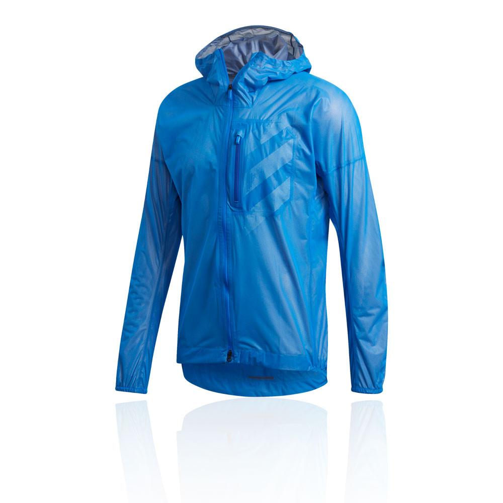 adidas Terrex Agravic Rain Jacket Blue | adidas Deutschland