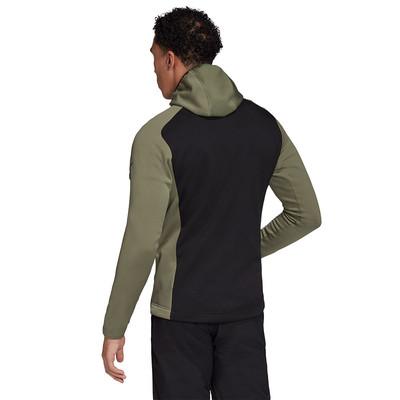adidas Stockhorn Hooded Fleece Jacket - SS20