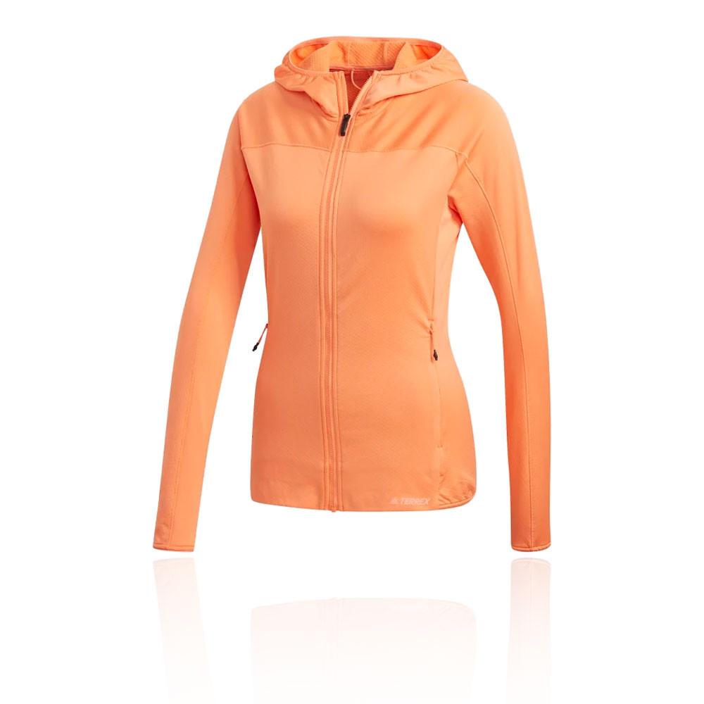 Escupir Adviento principal  adidas TERREX TraceRocker Women's Hooded Fleece - SS20 ...