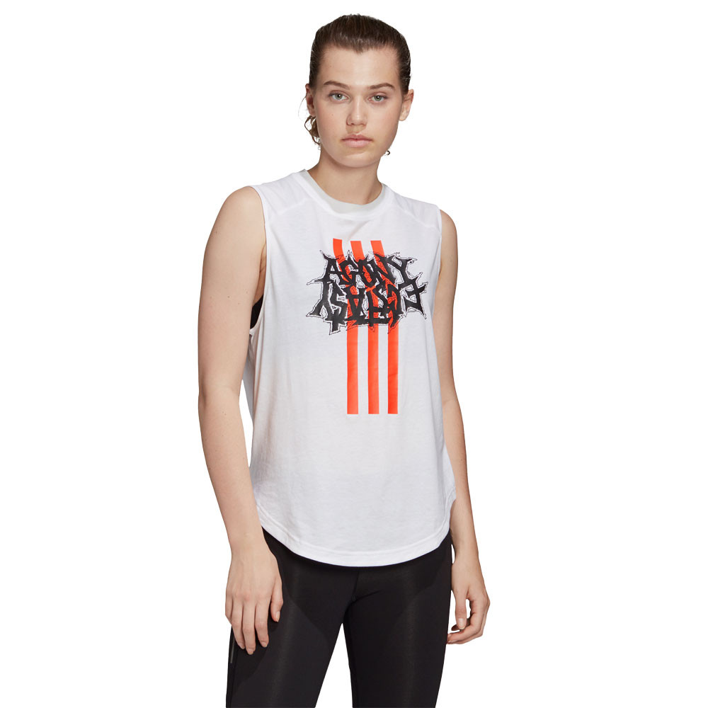 adidas Fast GFX Women's Vest - SS20