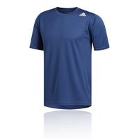 adidas FreeLift Sports Fitted 3 Stripes T Shirt SS20