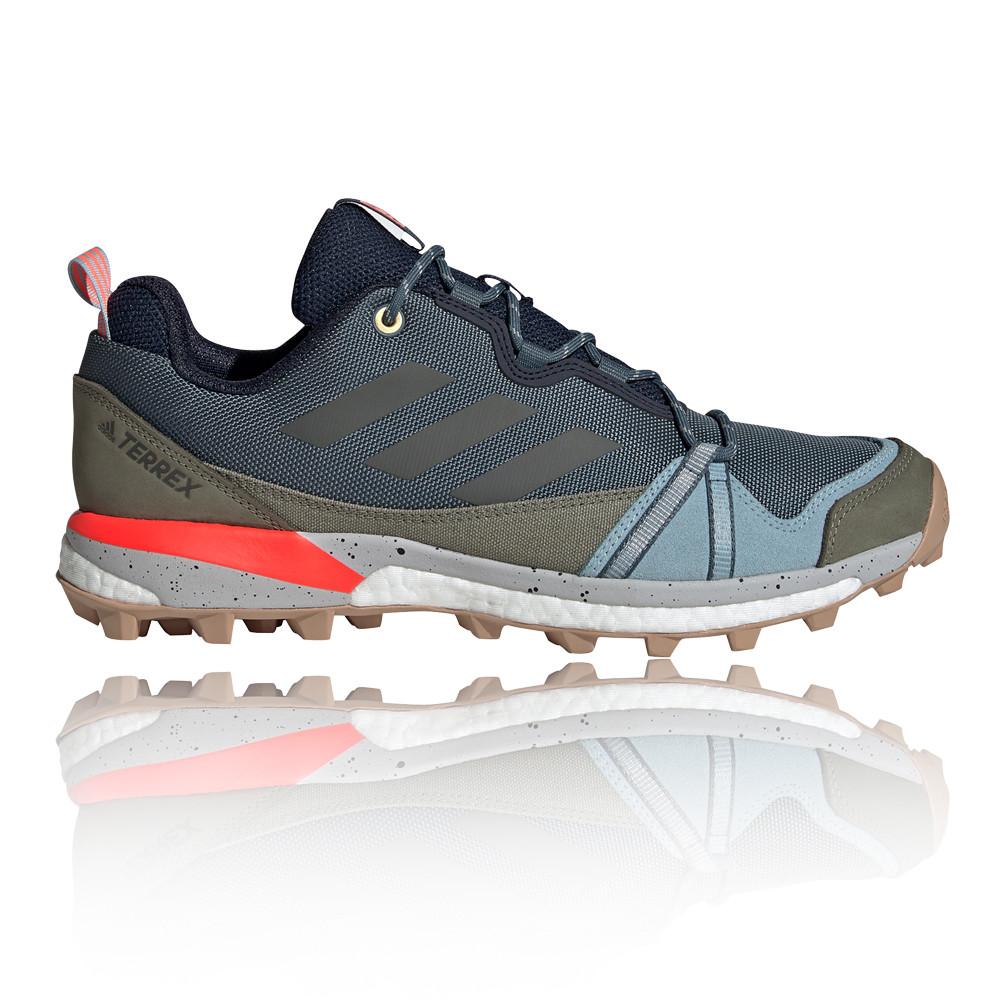 Adidas Terrex Skychaser LT H - Noir - Tailles : 40.2/3, 41.1/3, 42.2/3, 43.1/3, 44, 44.2/3, 45.1/3, 46, 46.2/3, 47.1/3, 48, 49.1/3