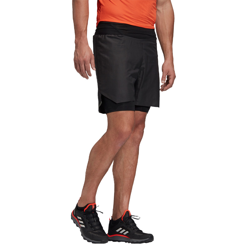 adidas Terrex Agravic 2-in-1 Shorts - AW20
