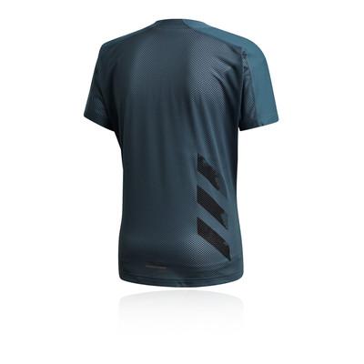 adidas Terrex Agravic Zip T-Shirt - AW20