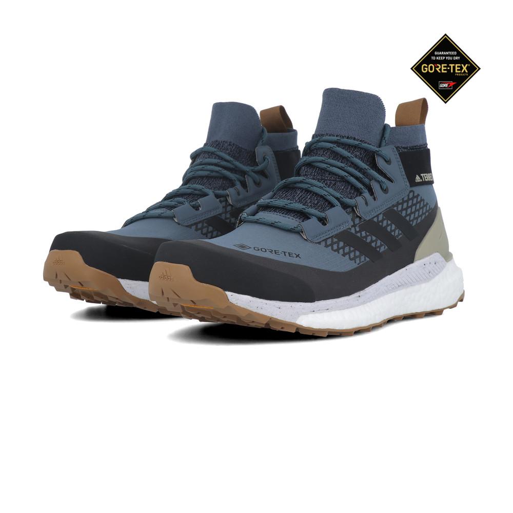 adidas Mens Terrex Free Hiker GORE-TEX Trail Running Shoes T