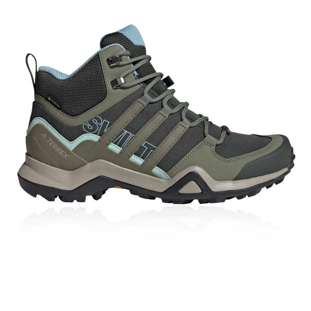 adidas Terrex Swift R2 Mid GORE TEX Women's Walking Shoes SS20