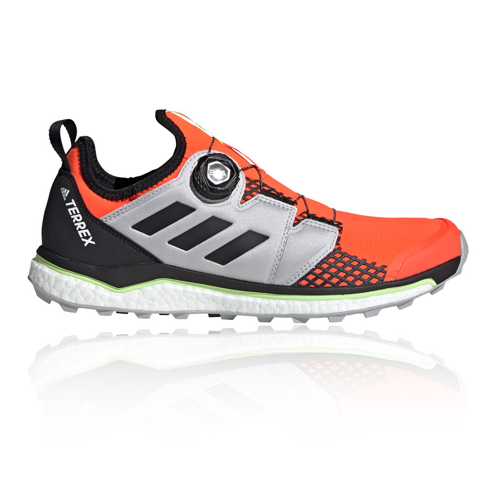 Details about adidas Mens Terrex Agravic Boa Trail Running Shoes Trainers  Sneakers - Grey