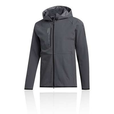 adidas Terrex Felsblock Hooded Fleece Jacket - AW20