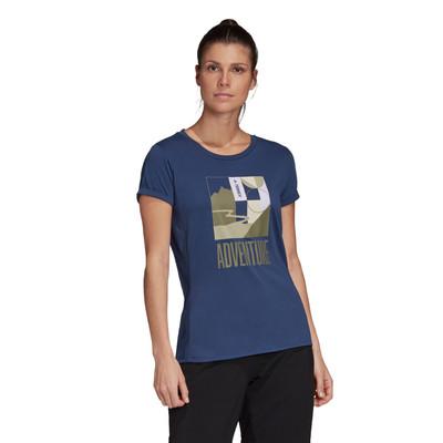 adidas Terrex Adventure Women's T-Shirt - SS20