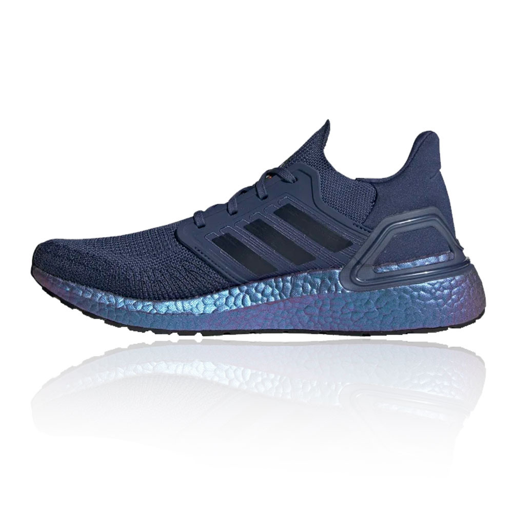 Detalles de Adidas Para Hombre Ultra Boost 20 Running Zapatos Zapatillas Sneakers Azul Marino Deportes ver título original