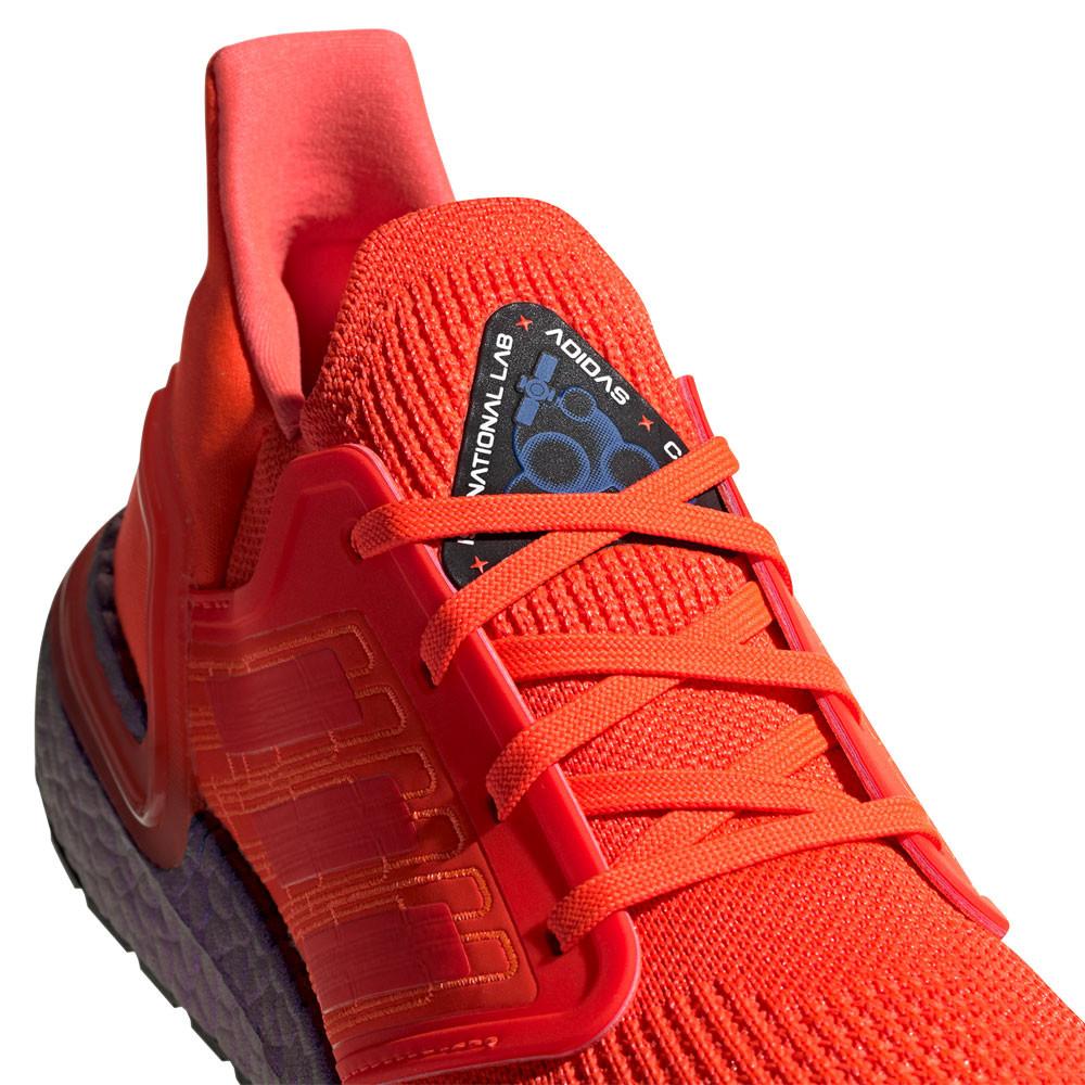 Detalles de Adidas Para Hombre Ultra Boost 20 Running Zapatos Zapatillas Sneakers Naranja Deportes ver título original