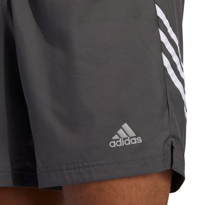 adidas Run It 3 Stripe 5 Inch Shorts - SS20