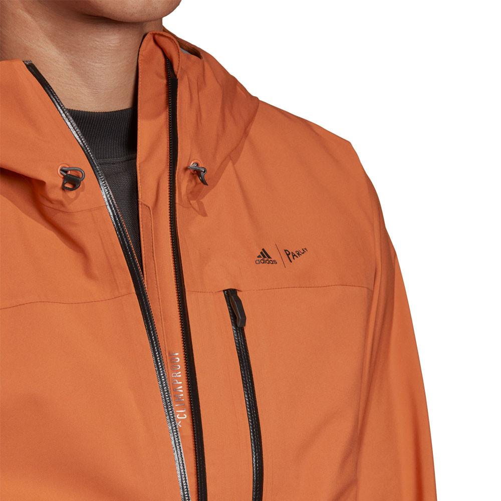 adidas Terrex Parley 3 layer 2.0 veste imperméable SS20