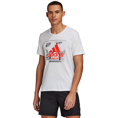 adidas Fast Graphic T-Shirt - SS20
