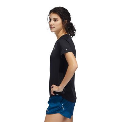 adidas Run It 3 Stripes para mujer T-Shirt - SS20