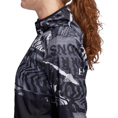 adidas Own The Run City Clash para mujer chaqueta - SS20