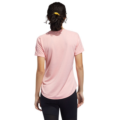 adidas Run It Three Stripes Fast para mujer T-Shirt - SS20