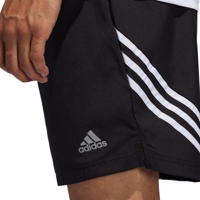adidas Run It 3 Stripes 7 Inch Shorts - AW20