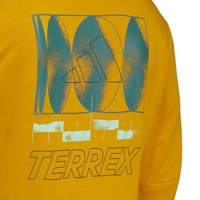 adidas Terrex Logo Hoodie - AW20