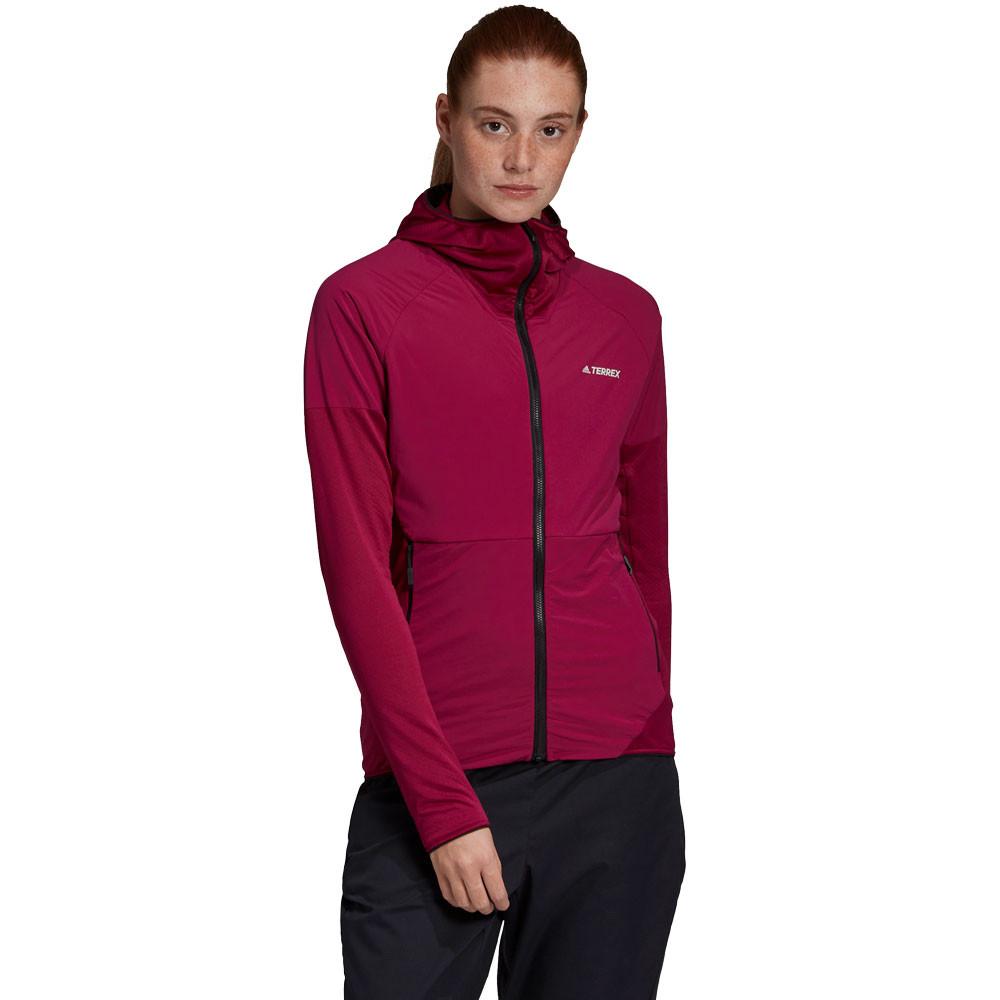 Adidas Terrex Skyclimb giacca in pile