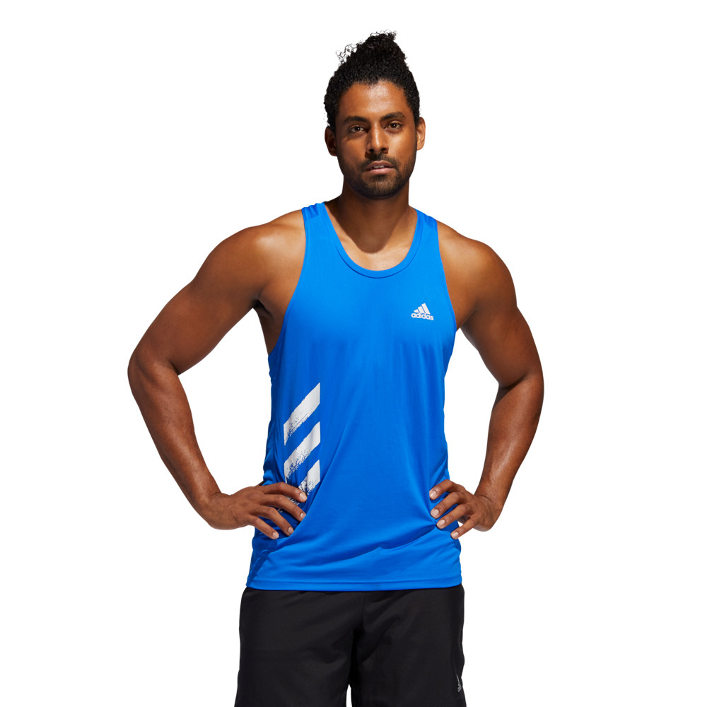 adidas Own The Run Vest - SS20