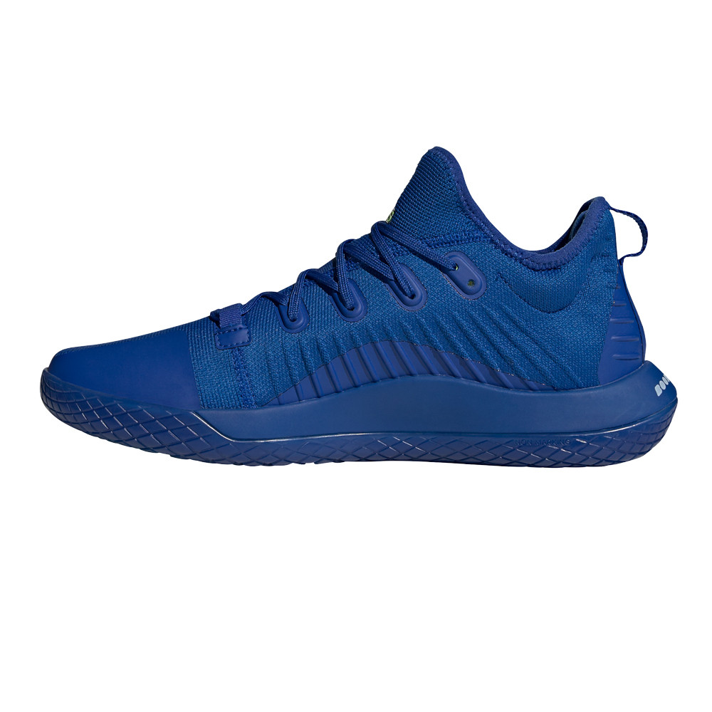 Details about adidas Mens Stabil Next Gen Court Shoes Blue Sports Squash Handball Breathable