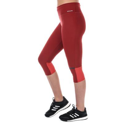 adidas per donna corsa Chill leggings a 3/4