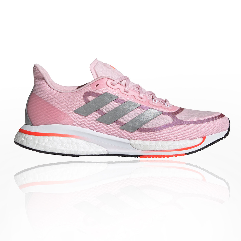 Details about adidas Womens Supernova Plus Running Shoes Trainers Sneakers Pink Sports