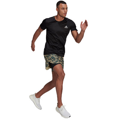 adidas Fast Primeblue T-shirt corsa - AW21