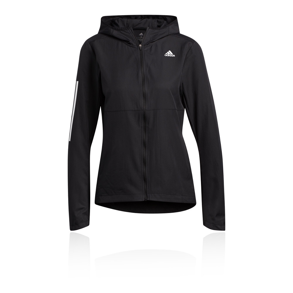 New In adidas Own The Run Wind Women's Hooded Jacket - SS21
