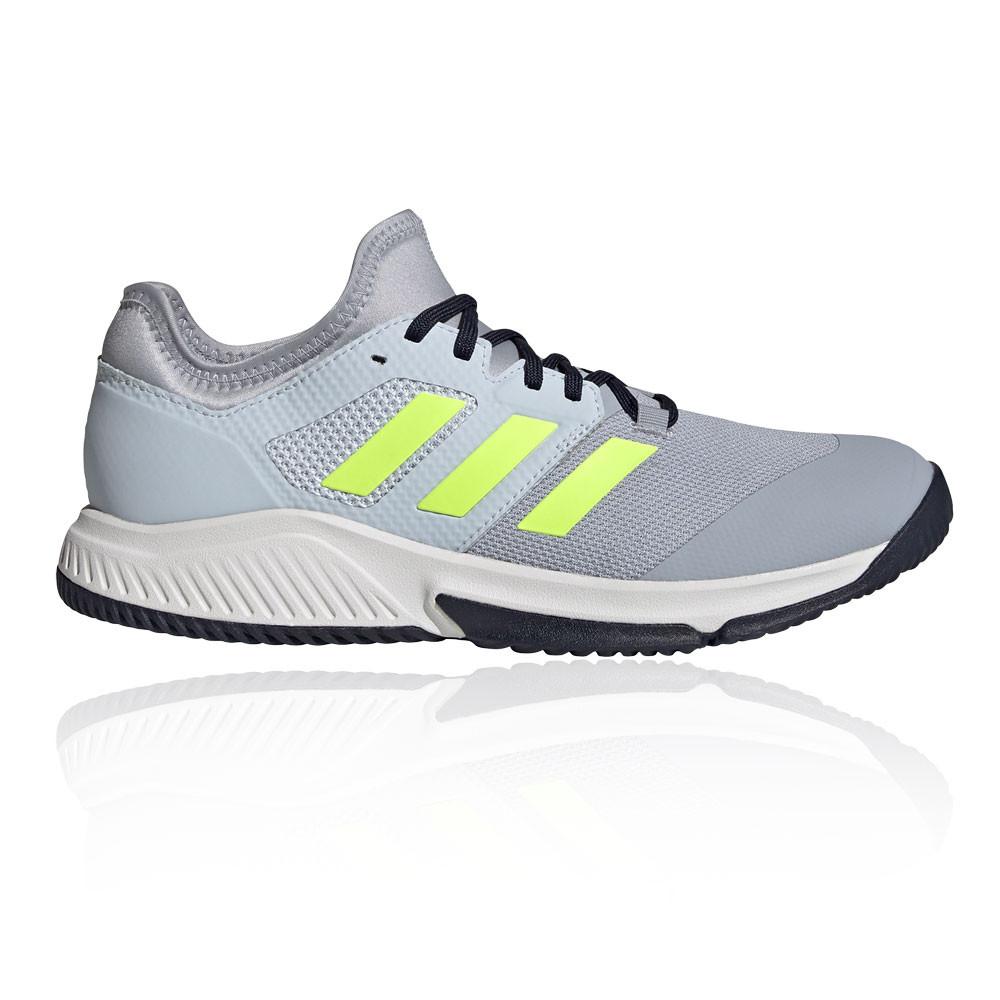 adidas Court Team Bounce Indoor-Hallenschuhe - SS21