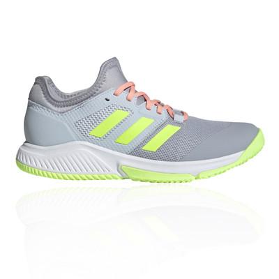 adidas Court Team Bounce Damen Indoor-Hallenschuhe - SS21