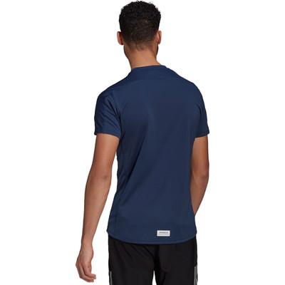 adidas Run For The Ocean maglietta con grafica-SS21