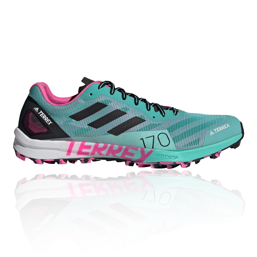 adidas Terrex Speed Pro Women's Trail Running Shoes - SS21