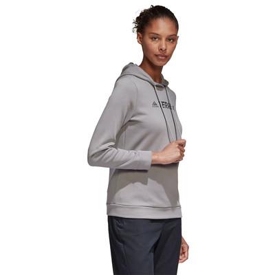 adidas Terrex Logo Graphic Damen Hoodie - SS21