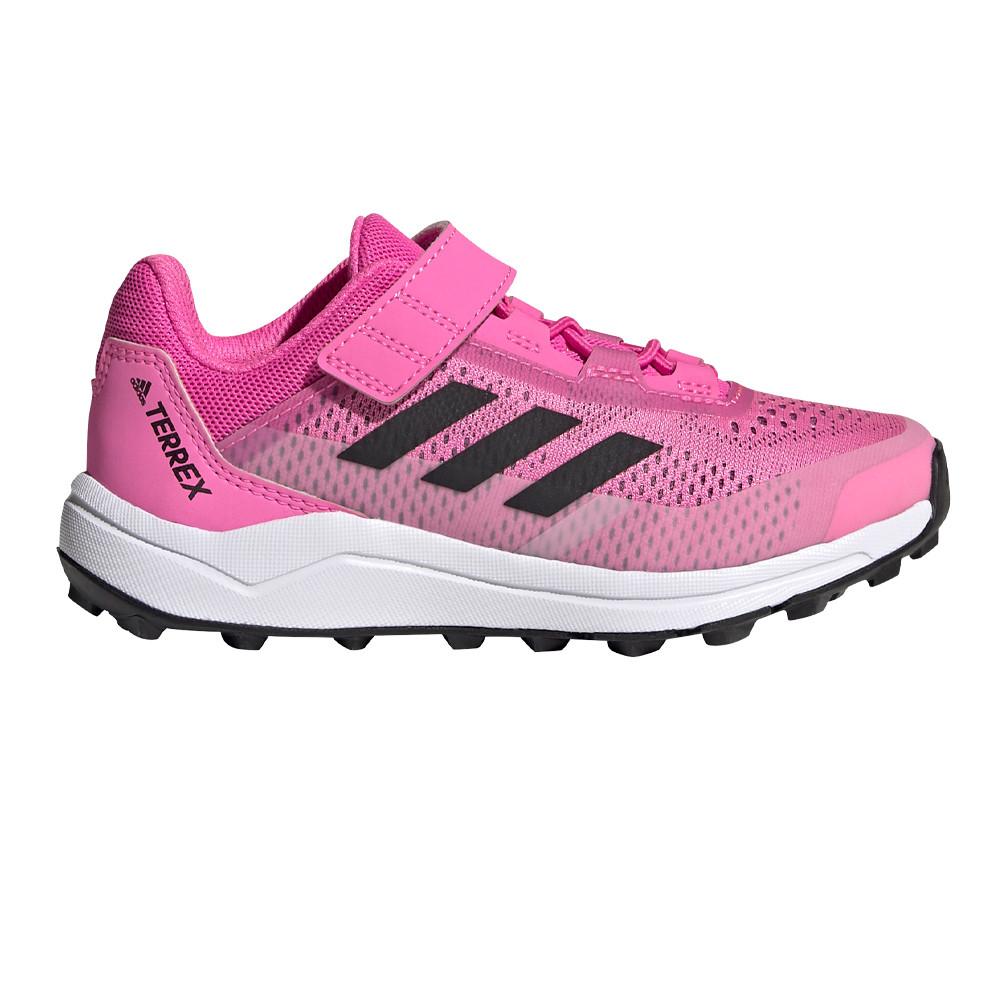 adidas Terrex Agravic Flow Primegreen Junior Trail Running Shoes - AW21