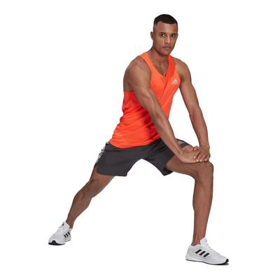 adidas Own The Run Singlet - AW21