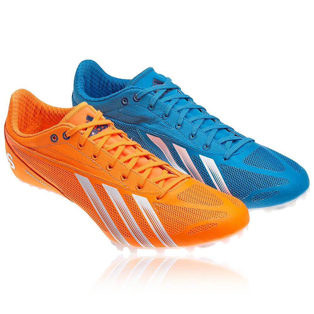 Mens Adidas Track Shoes