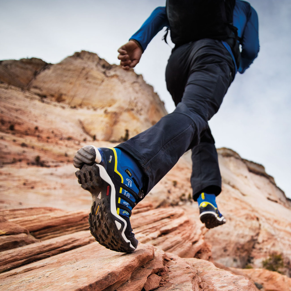 adidas terrex fast r tex waterproof walking shoes
