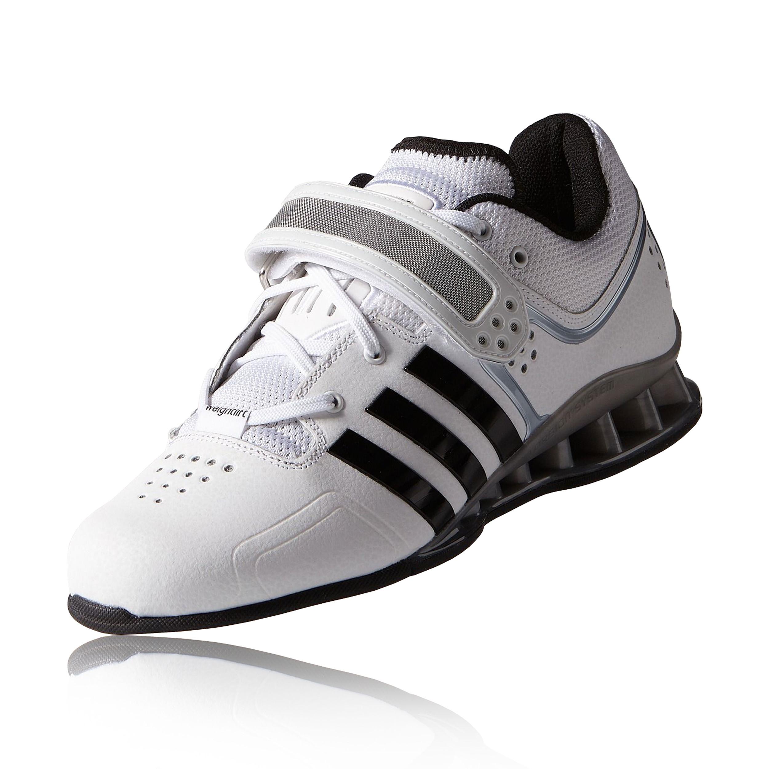 huge discount 1ca21 7ff16 Adidas Adipower Hombre Transpirable Gimnasio Levantamiento de Pesas Zapatos