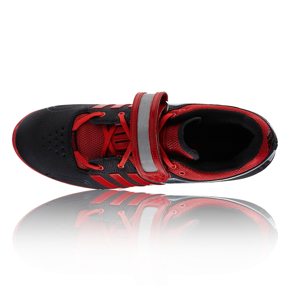 adidas adipower weightlifting shoes red