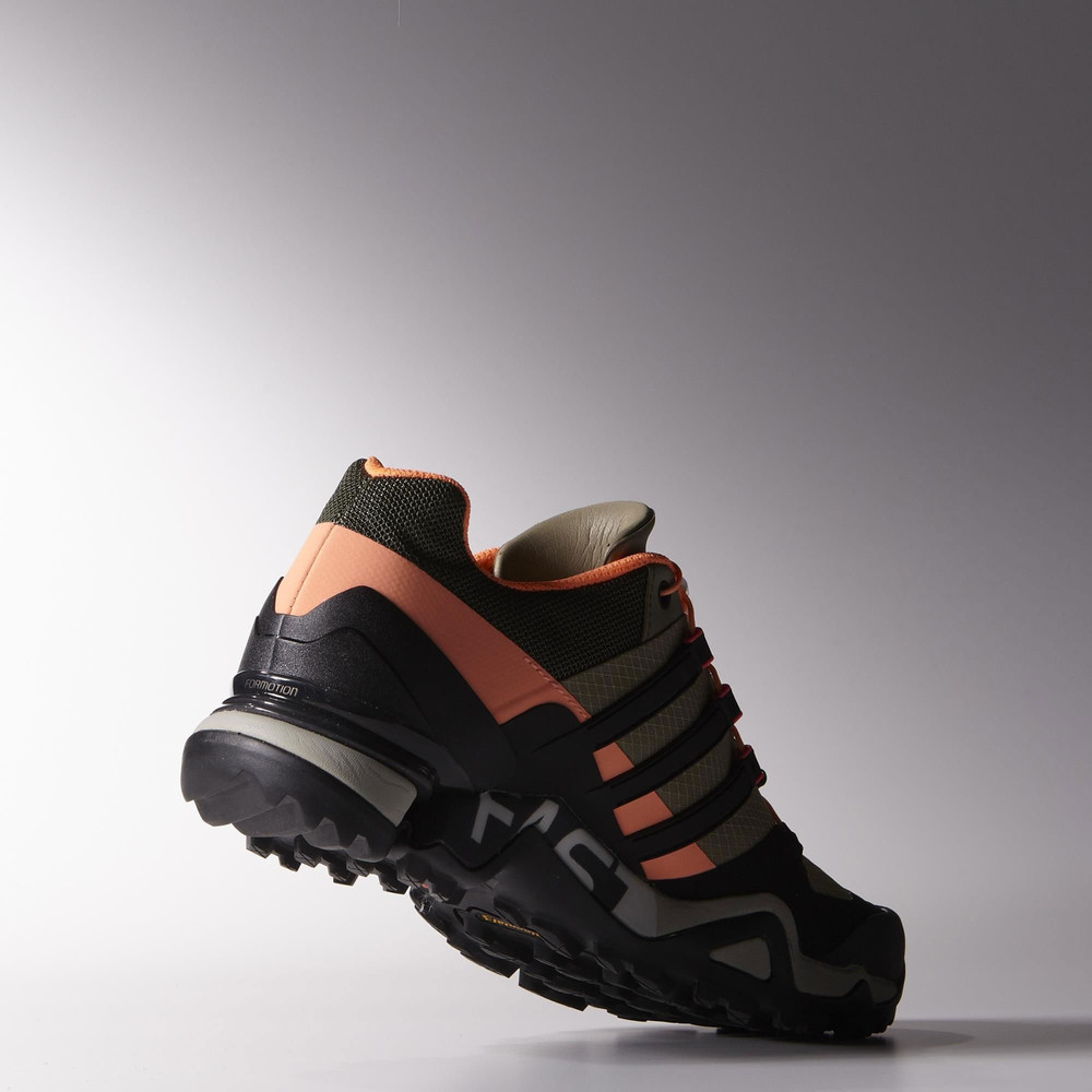 adidas terrex fast r s trail walking shoes ss15