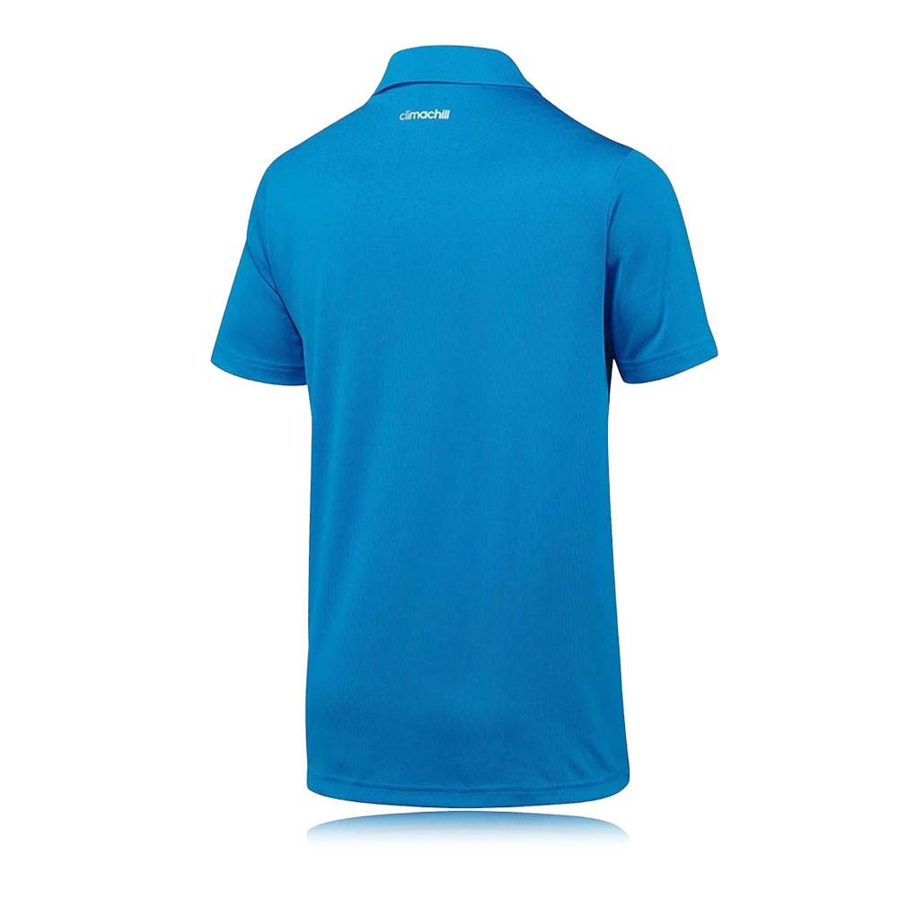 Adidas Climachill Tennis Polo Shirt